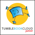 Logo for Tumble Book Cloud Jr